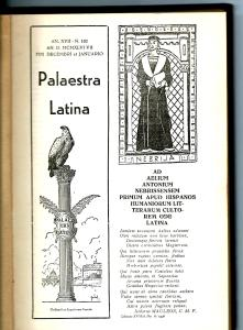 Palaestra Latina